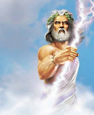 What did Zeus look like - answers.com