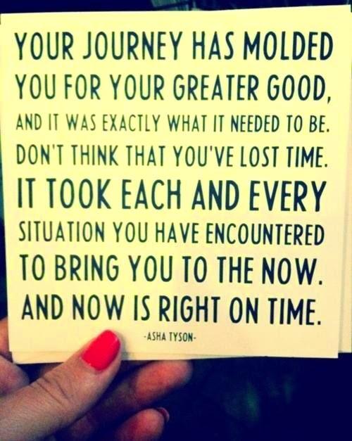 Inspirational message