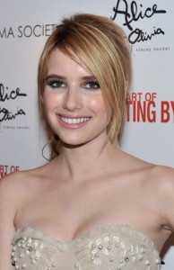 Emma Roberts - The Art of Getting By premiere in NY-11